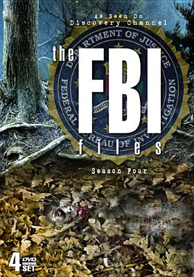 FBI FILES SEASON 4 BY FBI FILES (DVD)
